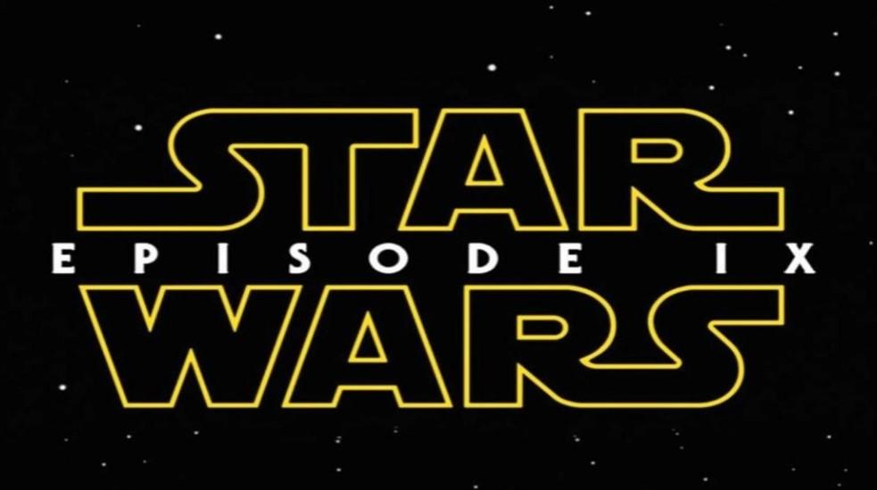 Star Wars Episode IX title