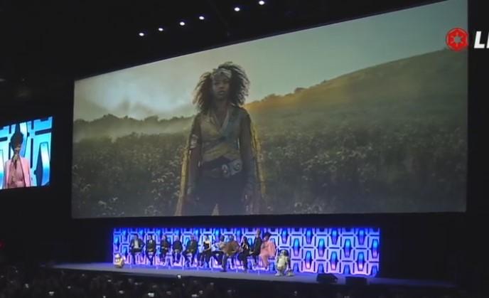 Star Wars: Episode IX Naomi Ackie Jannah