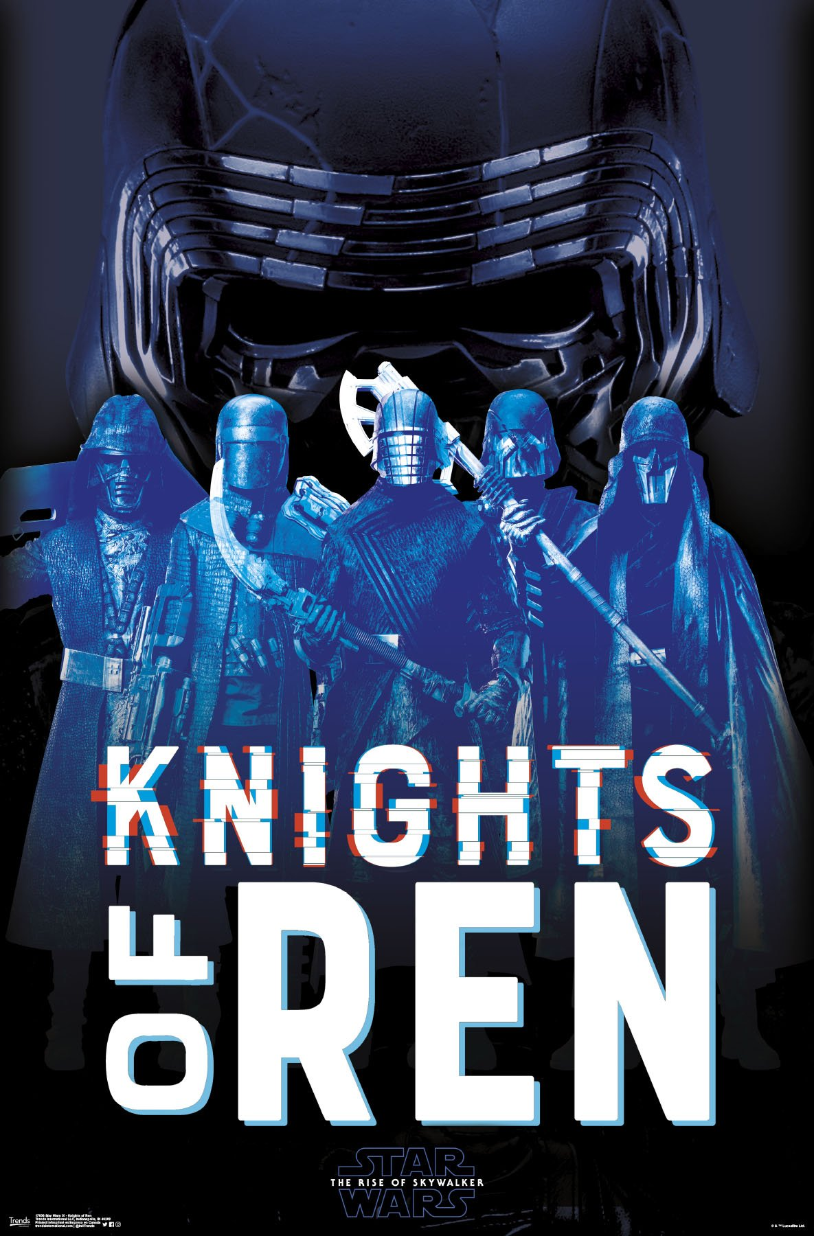 Star Wars Knights Of Ren poster