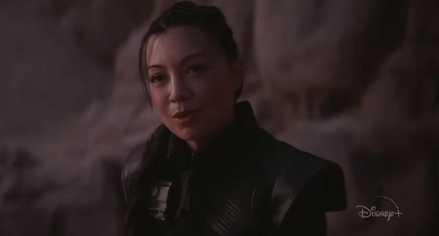 Star Wars The Mandalorian Ming-Na Wen