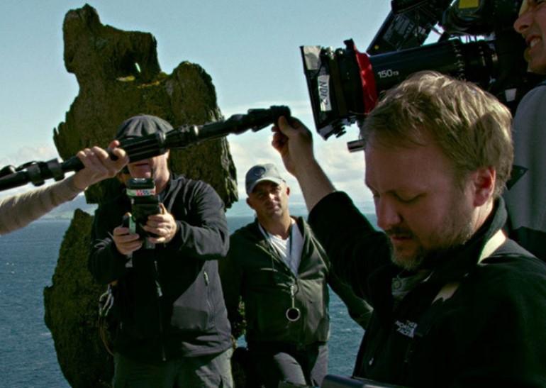 Rian Johnson Star Wars directing
