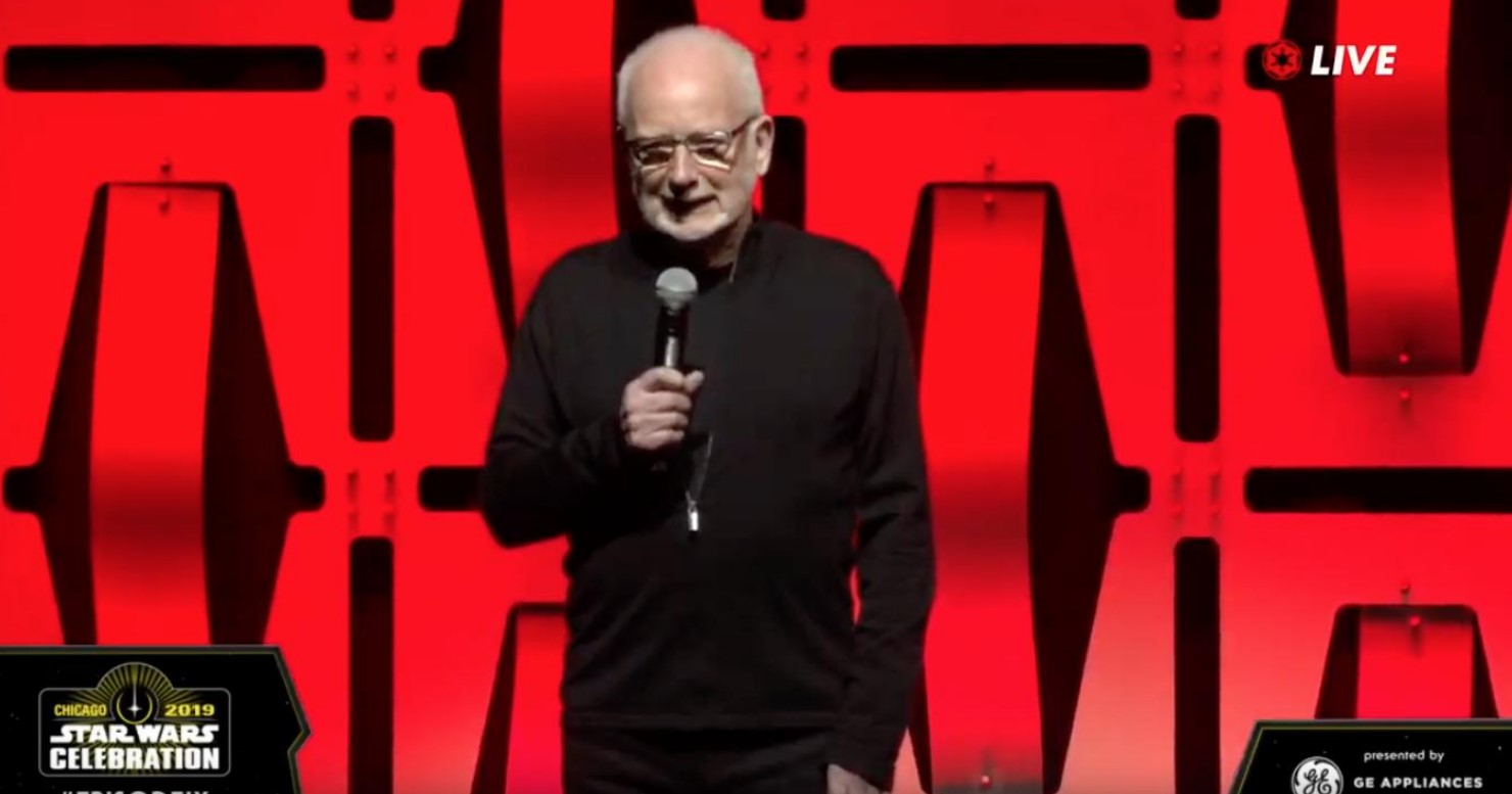 Star Wars: The Rise of the Skywalker Emperor Ian McDiarmid