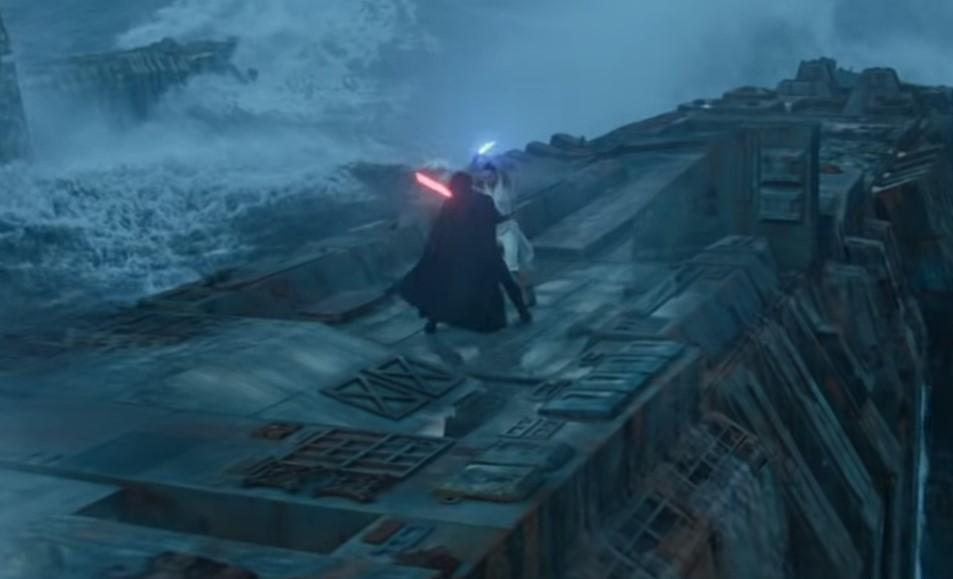 tar Wars: The Rise Of Skywalker