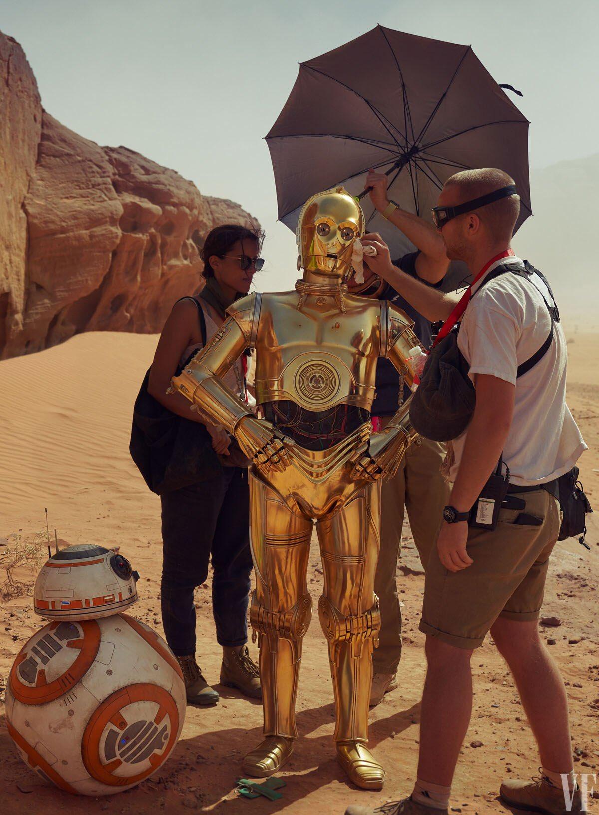 Star Wars Rise of the Skywalker C-3PO