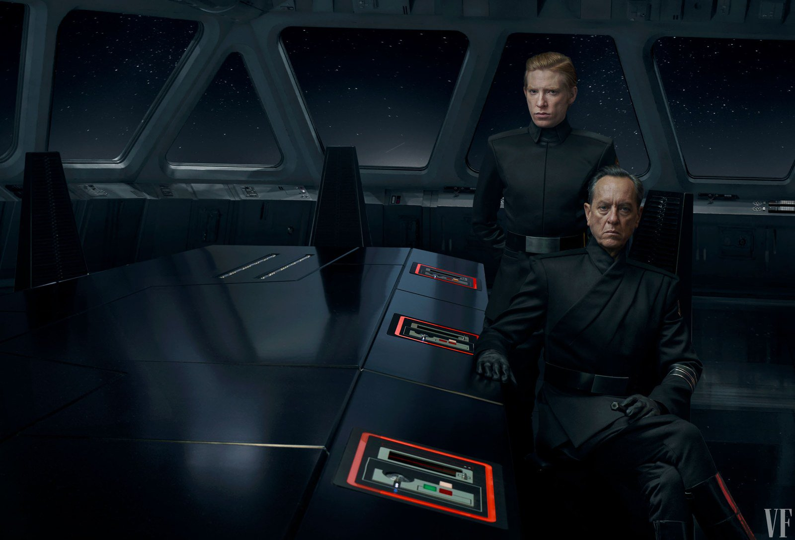 Star Wars: The Rise of Skywalker Richard E. Grant
