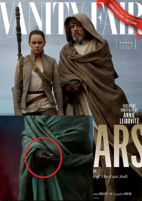 Star Wars Luke glove
