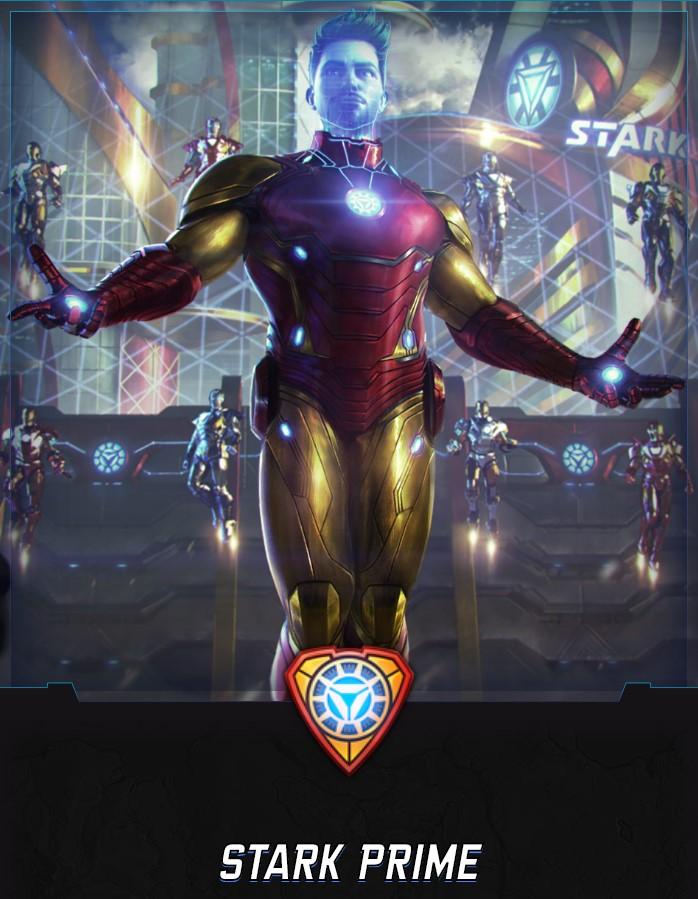 Marvel Realm of Champions Iron Man
