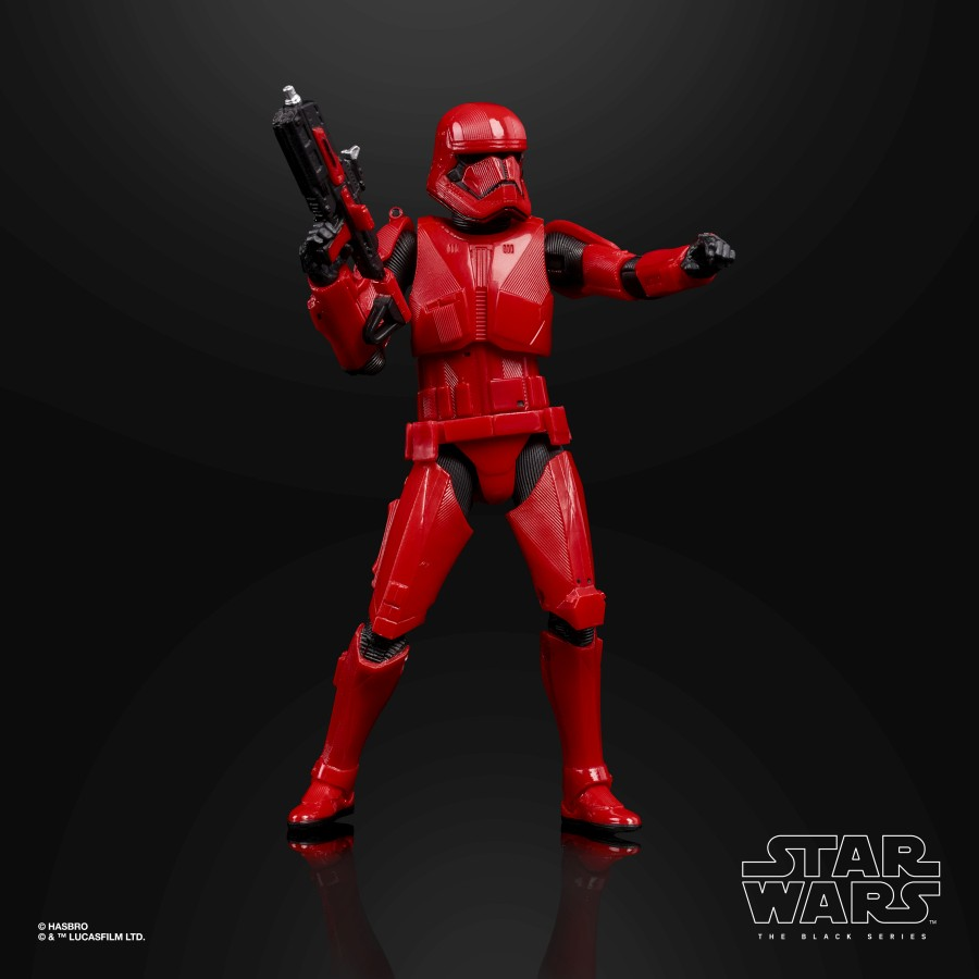 Star Wars Rise of Skywalker Sith Trooper