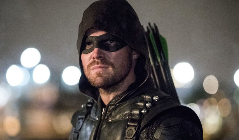 Stephen Amell Green Arrow