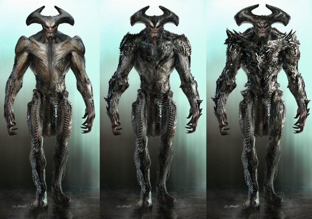 Steppenwolf concept art
