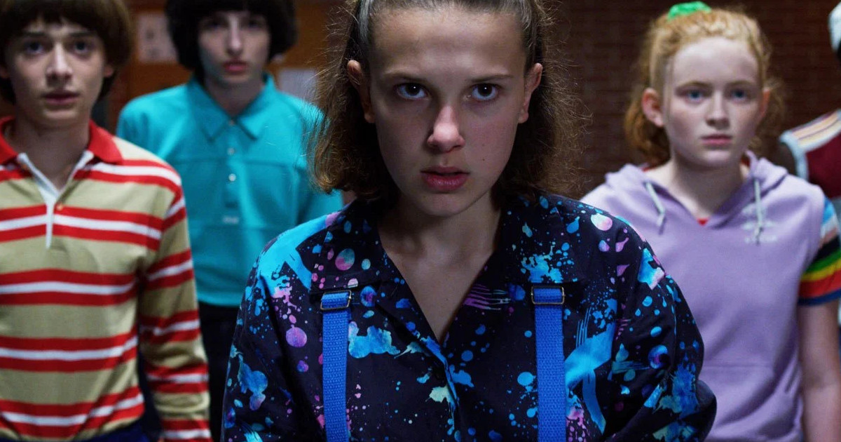 Stranger Things 3 Post-Credit Scene