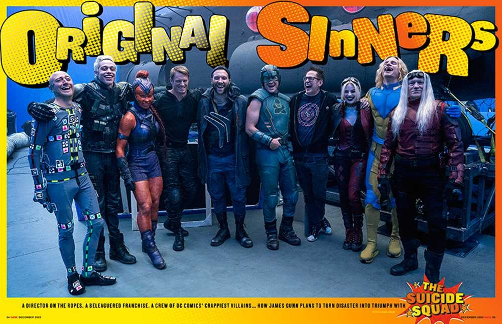 The Suicide Squad' Plot Teased With New Images | Cosmic Book News