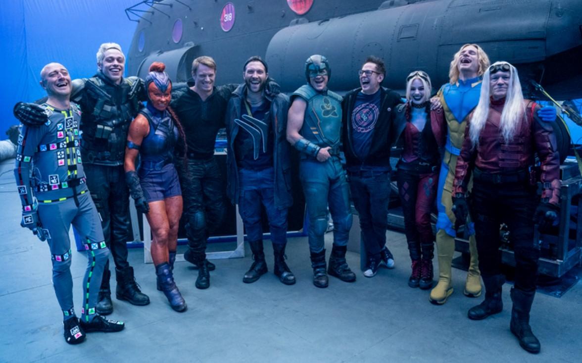 James Gunn The Suicide Squad cast