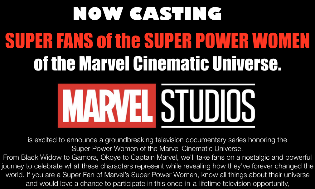 Super Power Women of the MCU