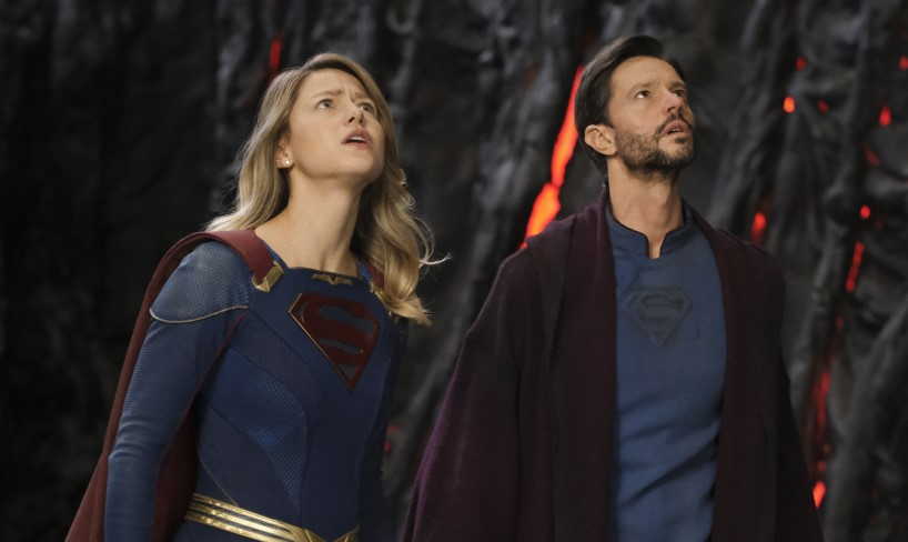 Supergirl ratings The CW