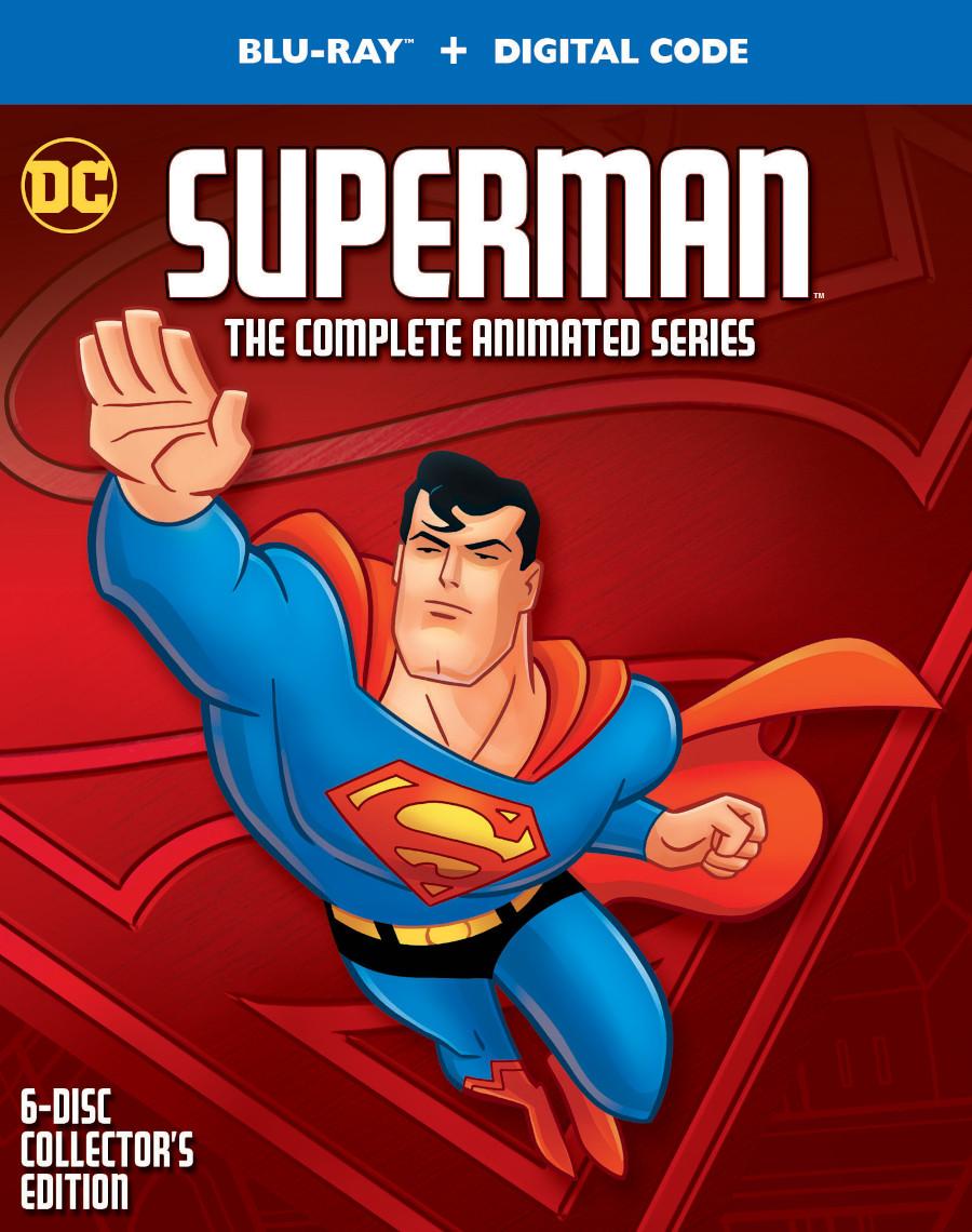 Superman: The Animated Series Blu-Ray