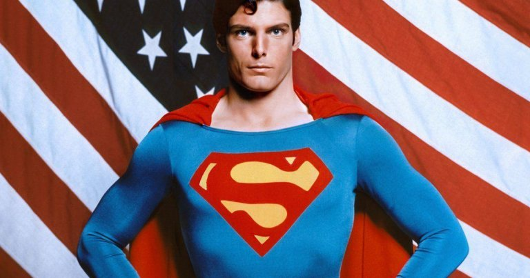 Superman Christoper Reeve