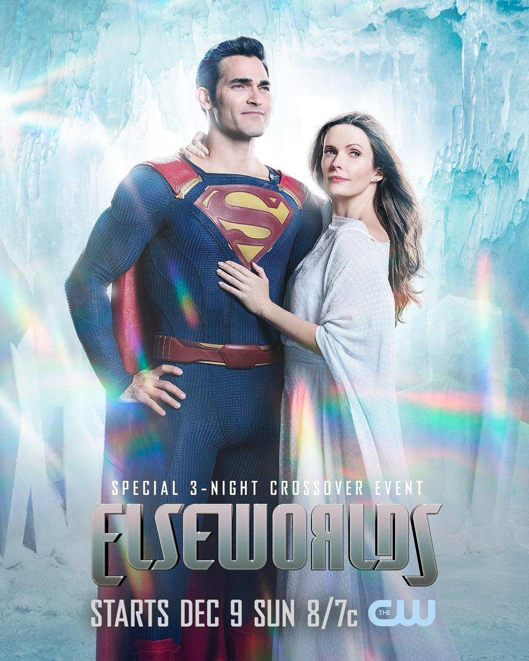 Superman Elseworlds poster