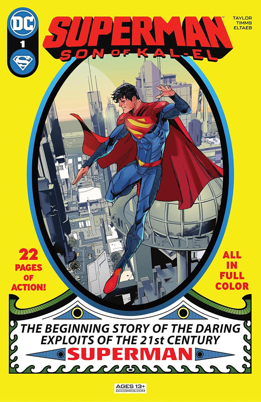 Superman Jonathan Kent