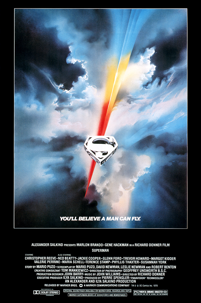 Superman 40th Anniversary