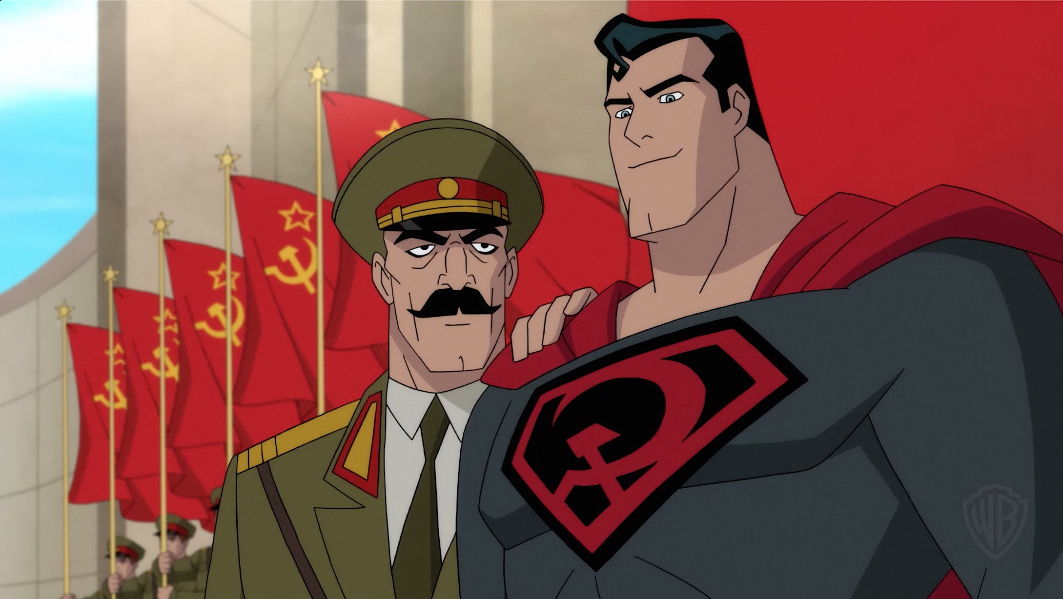 Superman Red Son Stalin