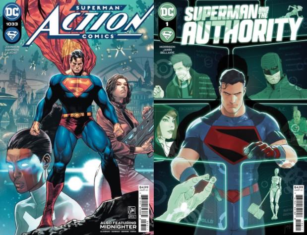 Superman ActionComics Authority