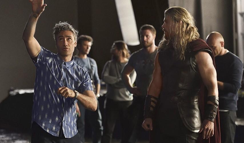 Taika Waititi directing Thor