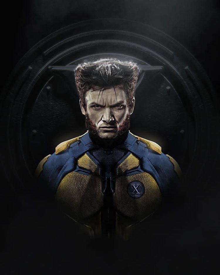 Taron Egerton Wolverine