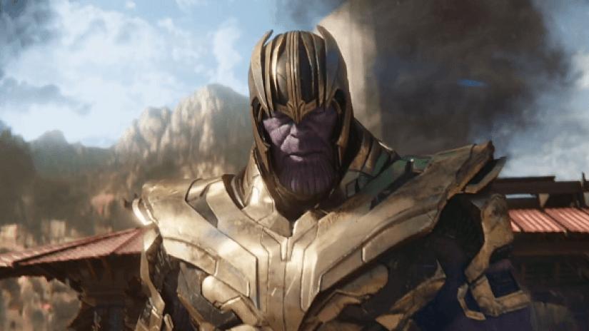 Russos Infinity War Thanos