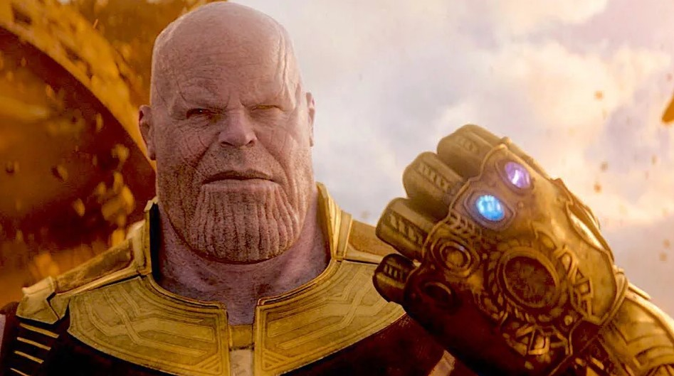 Thanos The Avengers Marvel