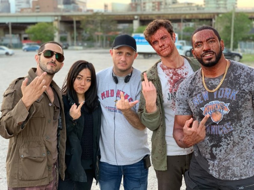 The Boys Season 2 Is Number One In First Look Image