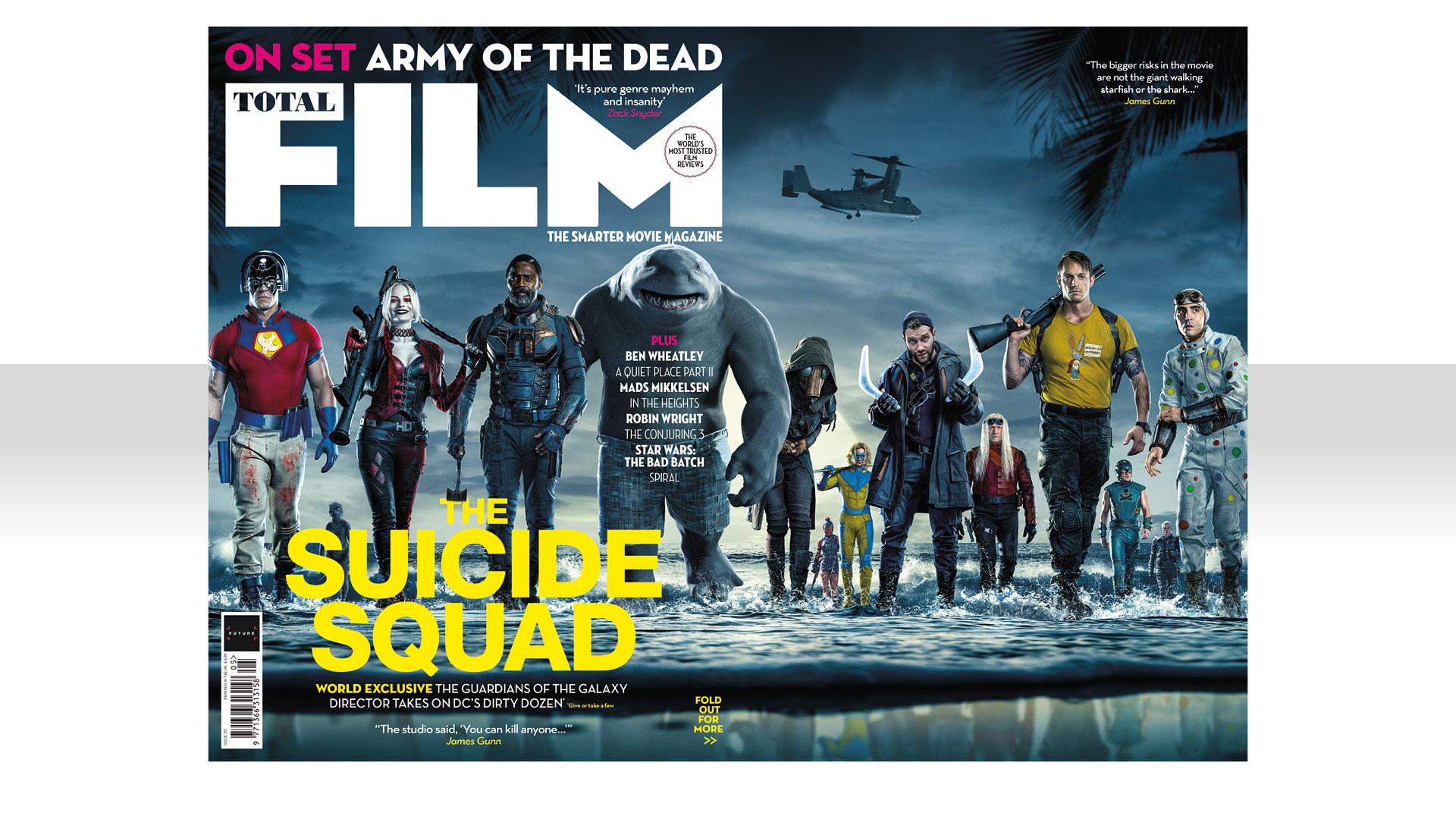 The Suicide Squad Total Film Magazine