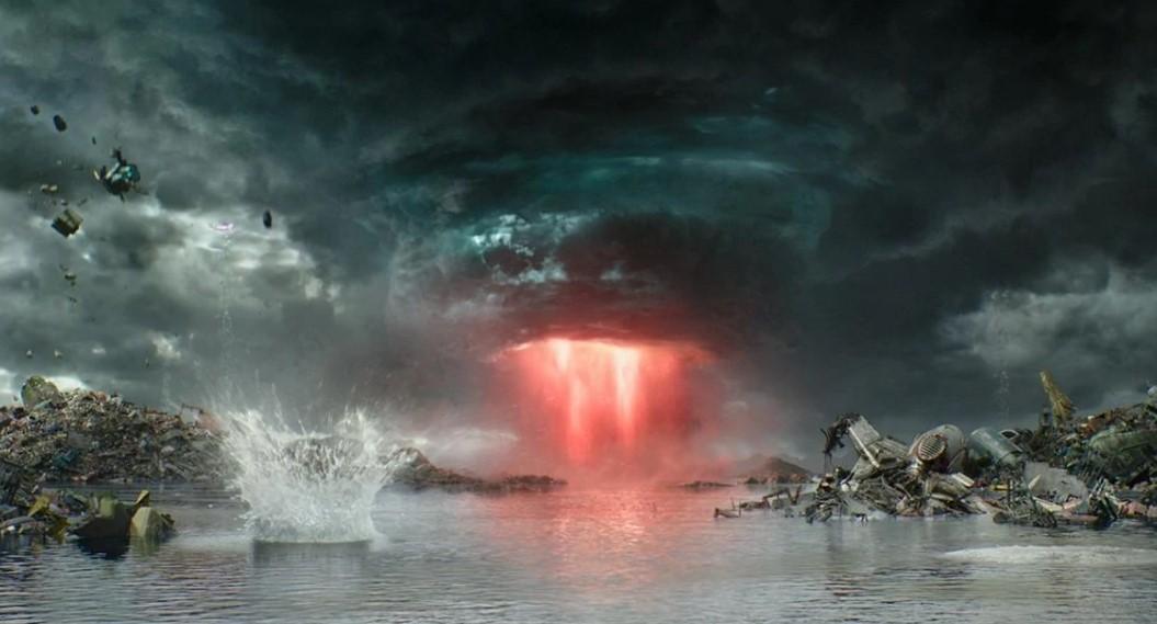 Thor: Ragnarok Devils Anus