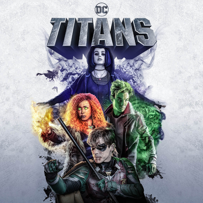 Titans Blu-Ray