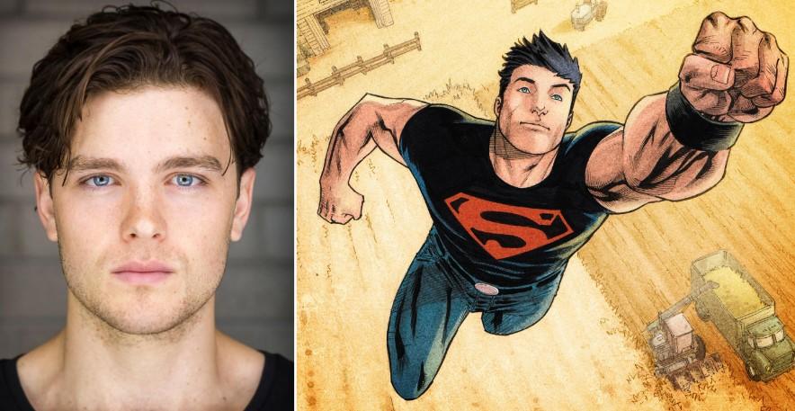 Superboy Season 2 Josh Orpin