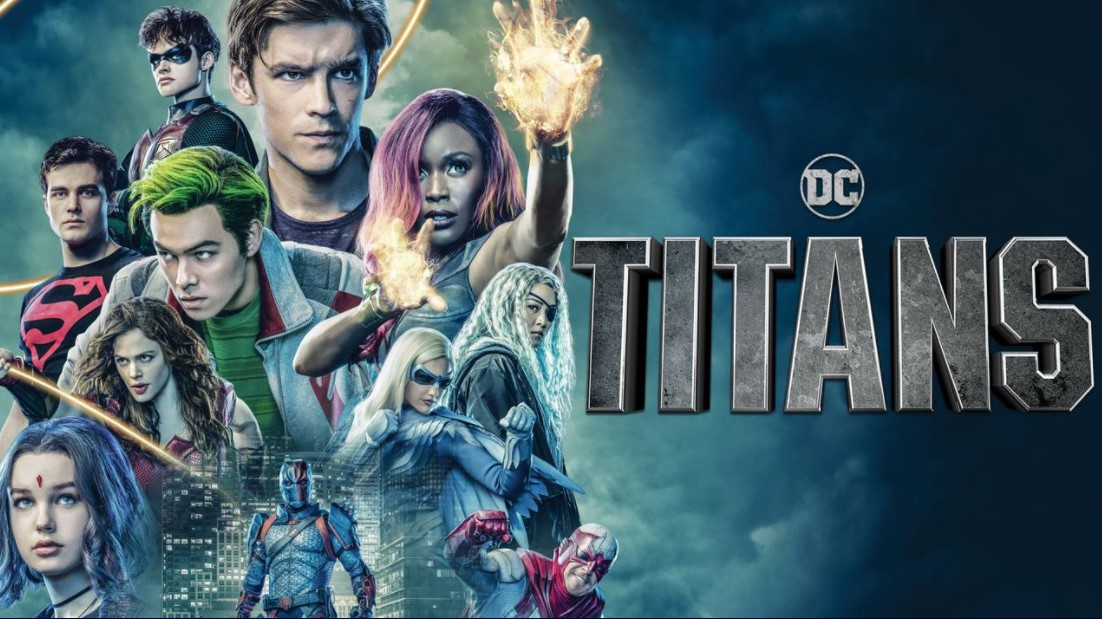 Titans Season 3 HBO Max