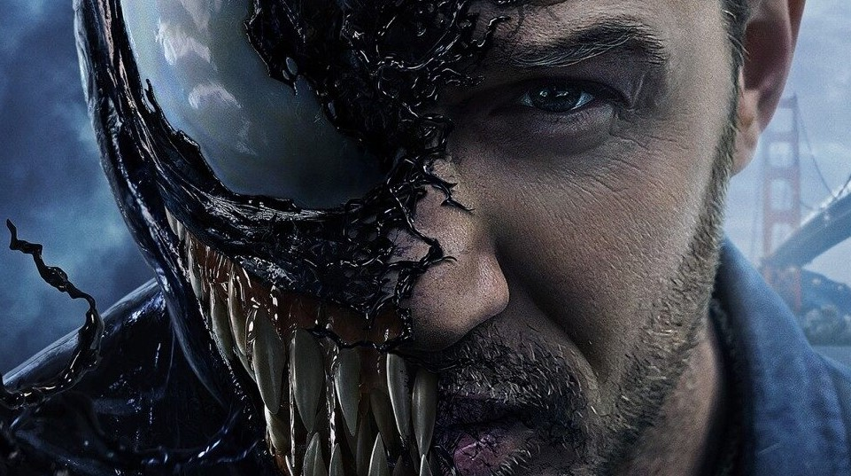 Tom Hardy Venom Sony