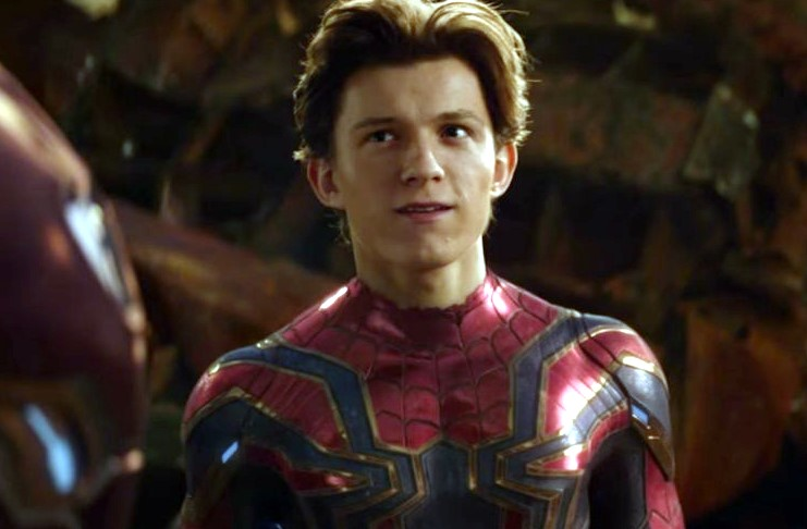 Avengers Endgame Spider-Man Tom Holland Marvel