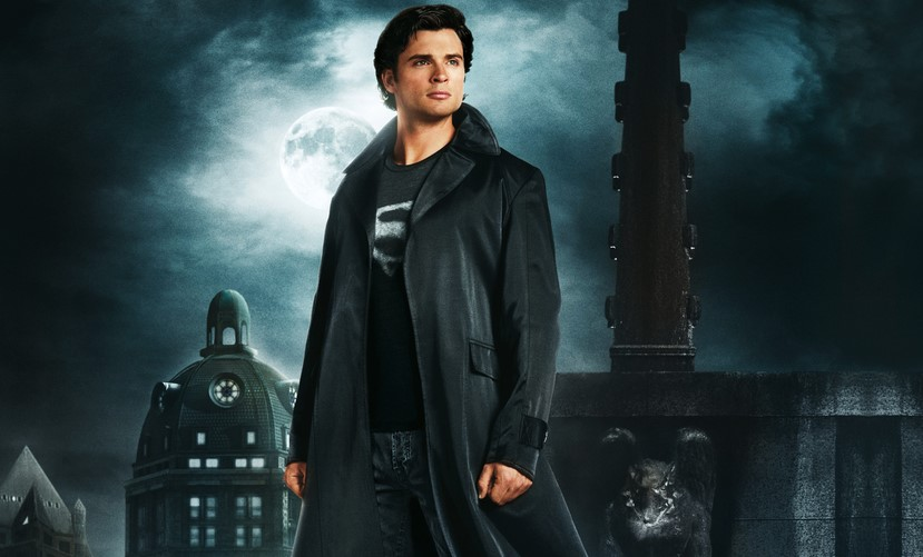 Tom Welling smallville crisis