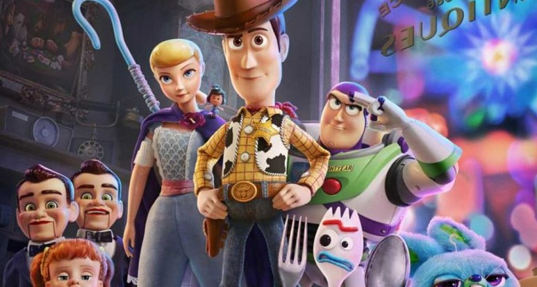 Toy Story 4 Rotten Tomatoes Score