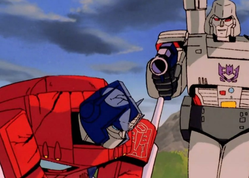 Transformers The Movie it's over Prime