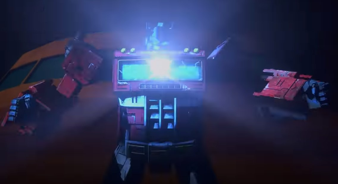 Transformers War of Cybertron Earthrise Netflix