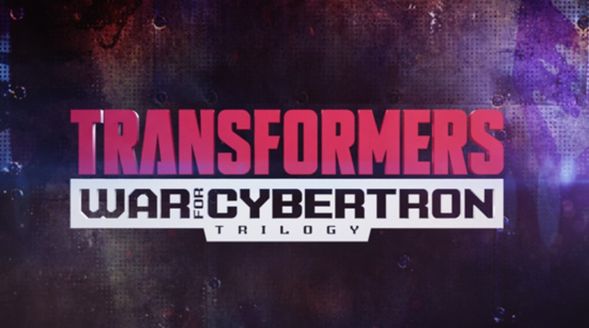 TRANSFORMERS: WAR FOR CYBERTRON TRILOGY trailer