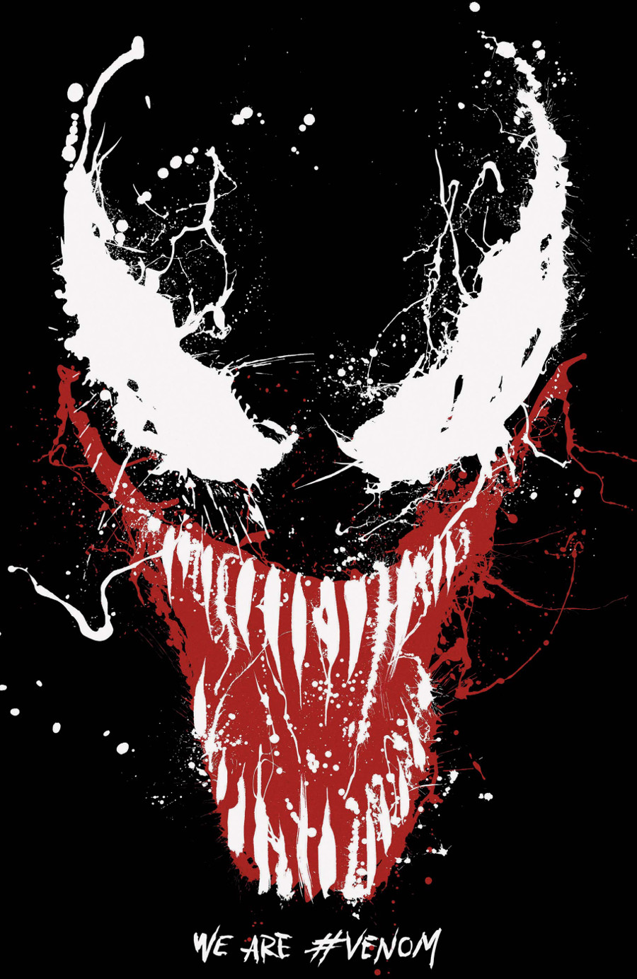 Venom movie comic