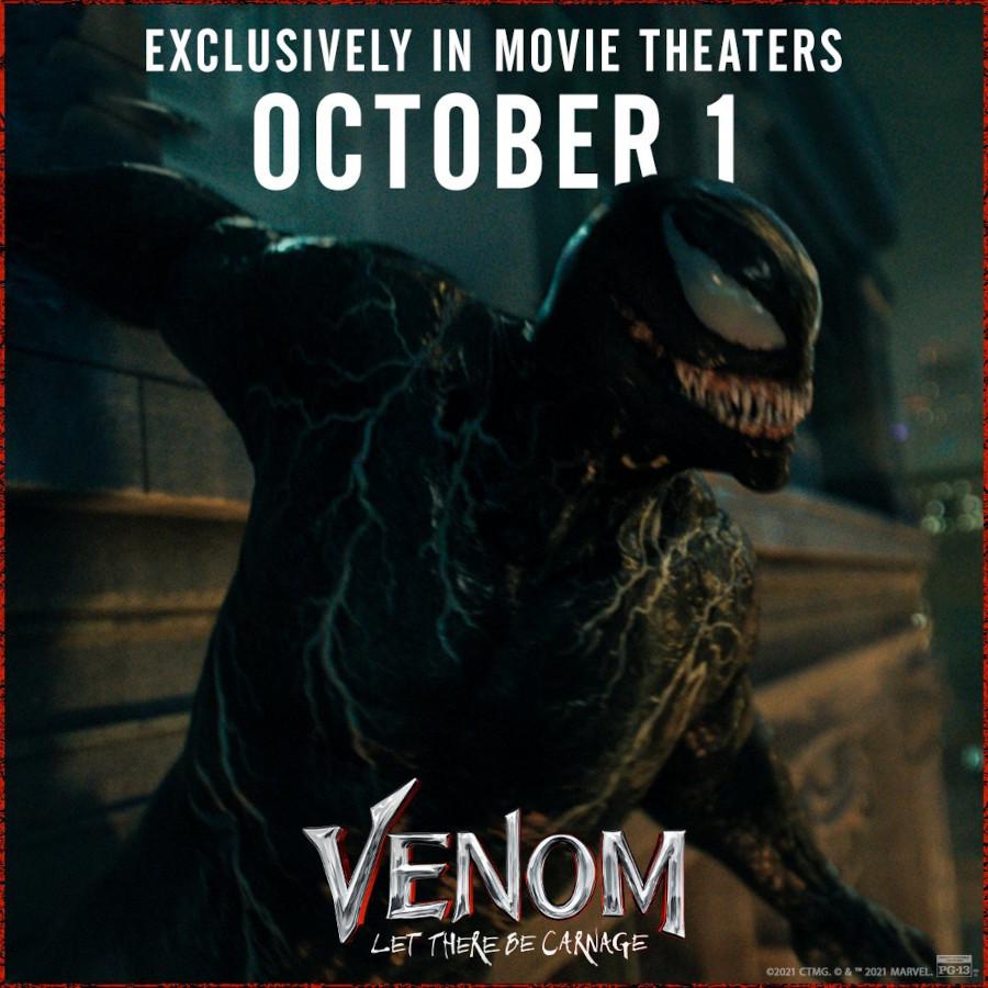 Venom 2 October 1 release date