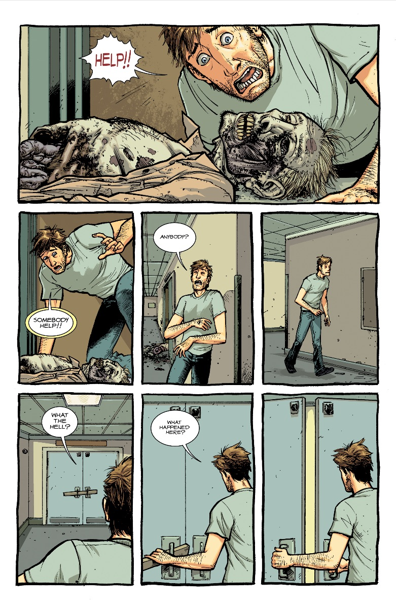 The Walking Dead Full Color
