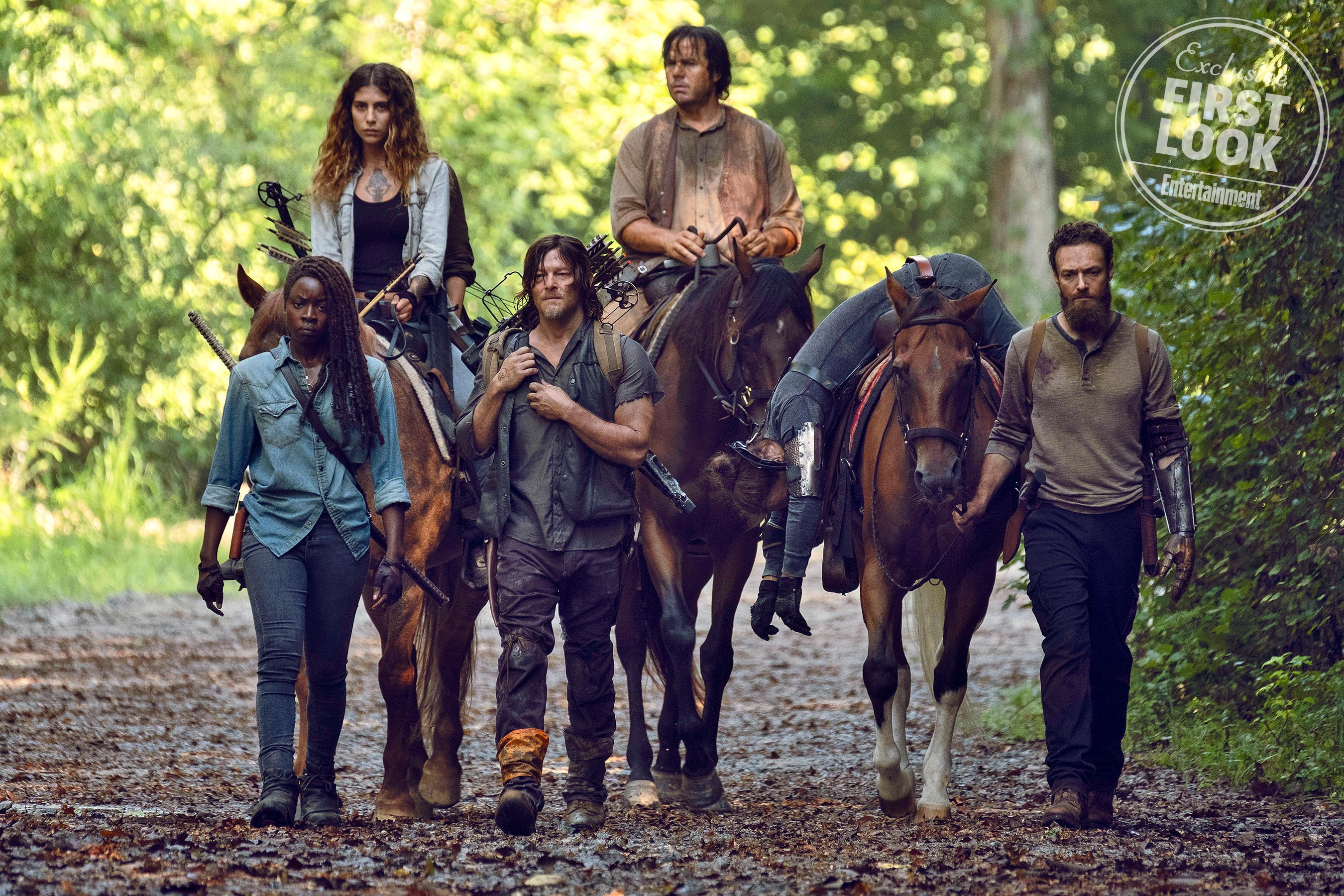Walking Dead Whisperers