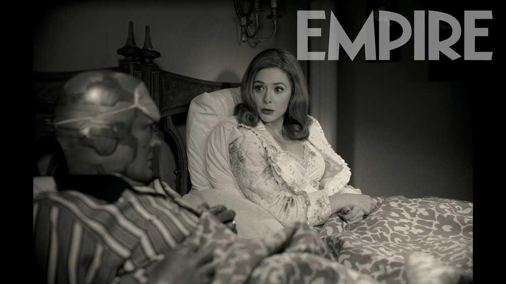 WandaVision Empire Magazine