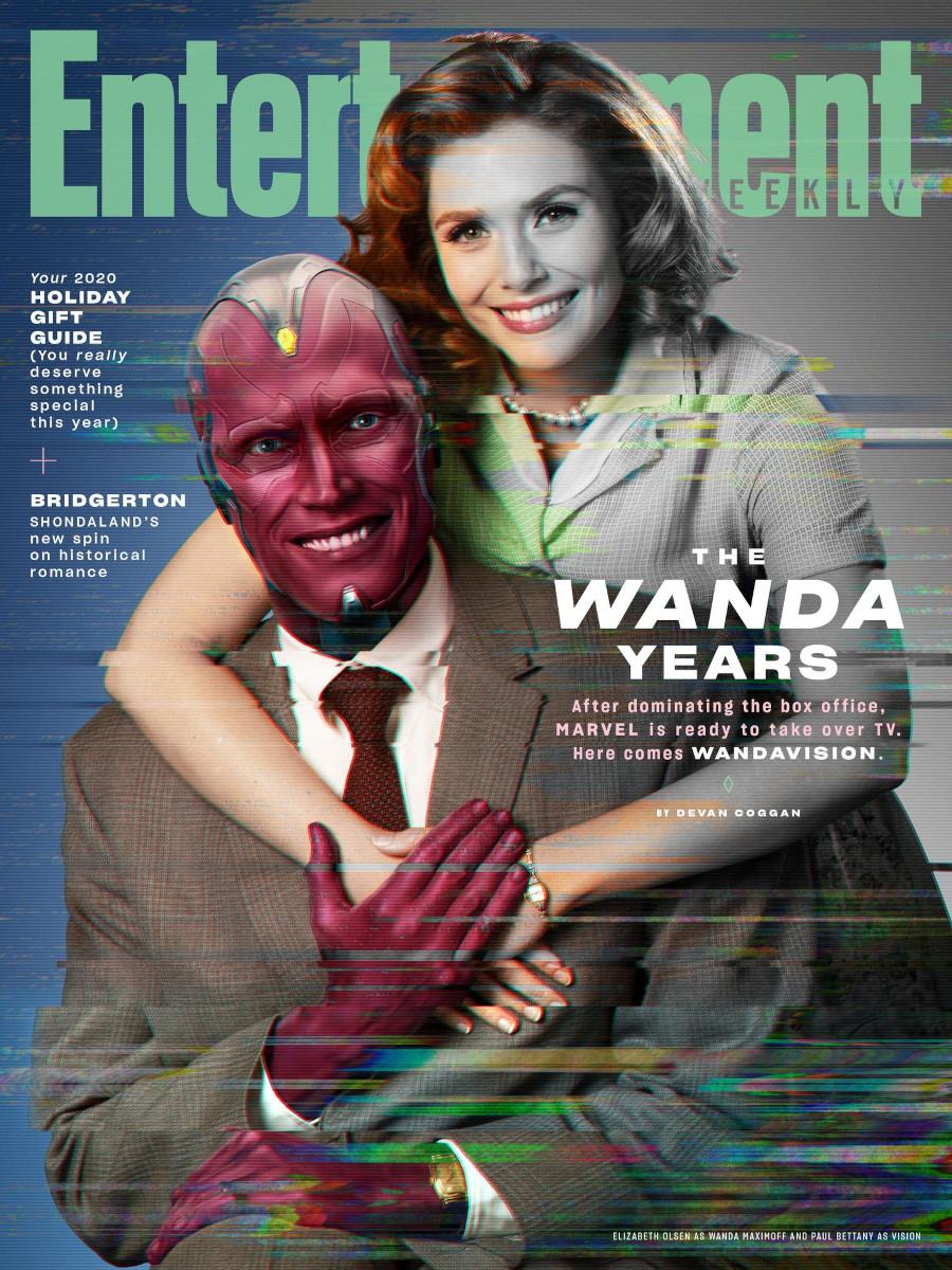 WandaVision Entertainment Weekly