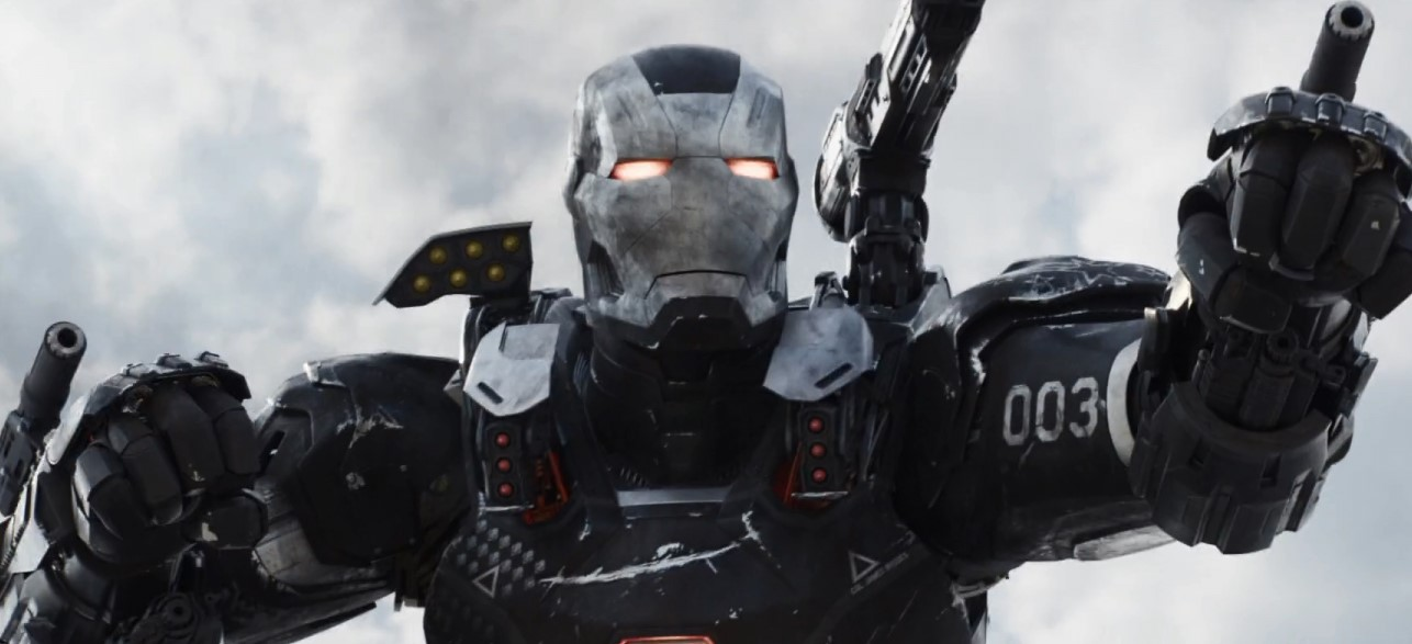 War Machine The Avengers Endgame Don Cheadle